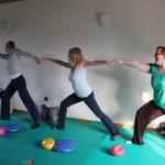 Yoga in der Rückbildung